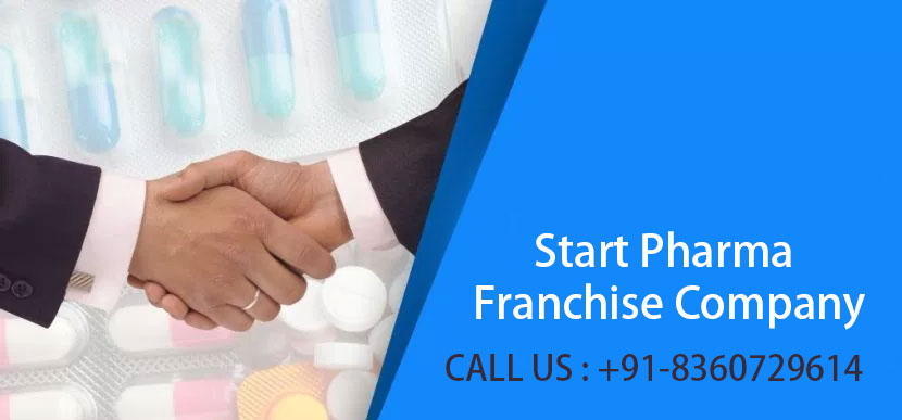 start pharma franchise company