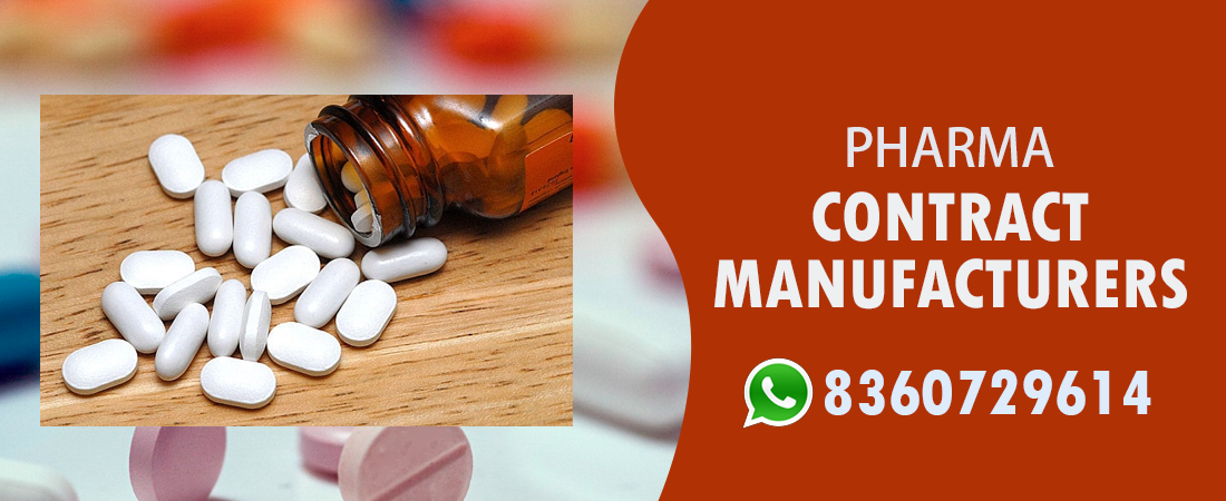 pharma contract manufacturers