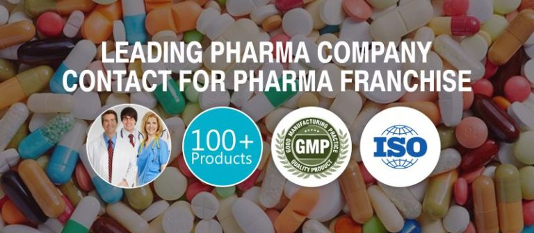 top 10 Pharma Franchise Companies