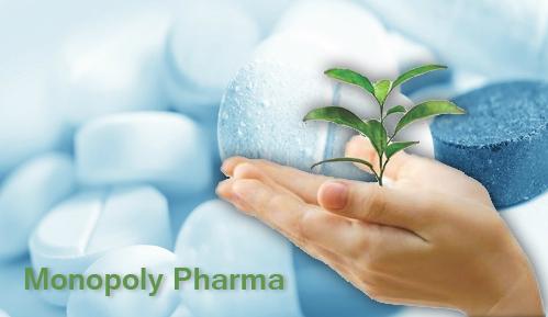 Monopoly Pharma Companies