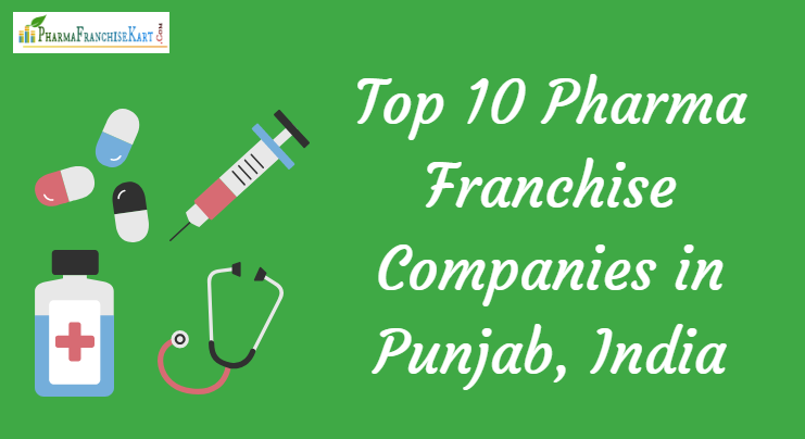 top 10 pharma franchise companies in Punjab